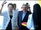 Ministro diz que comitiva de Dilma não caberia na embaixada em Lisboa