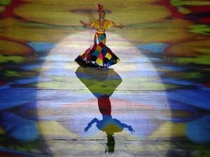 Roberta Sá cerimônia de encerramento da Olimpíada Maracanã
