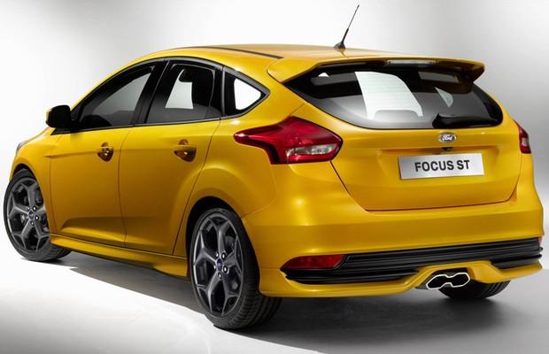 Ford Focus 2015 (Foto: Divulgação)