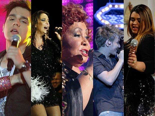 participações (Foto: Cheias de Charme / TV Globo)