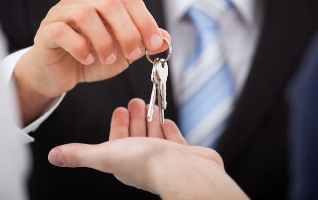permuta de imóveis (Shutterstock)