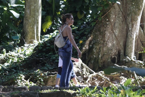 Adriana Esteves  (Foto: Gil Rodrigues/ FotoRio News)