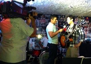 Helder Vilela traz bate-papo com a Jet Set Live (Foto: TV Clube)