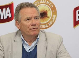 João Nilson Zunino presidente Avaí (Foto: Luiz Henrique/Figueirense F.C)