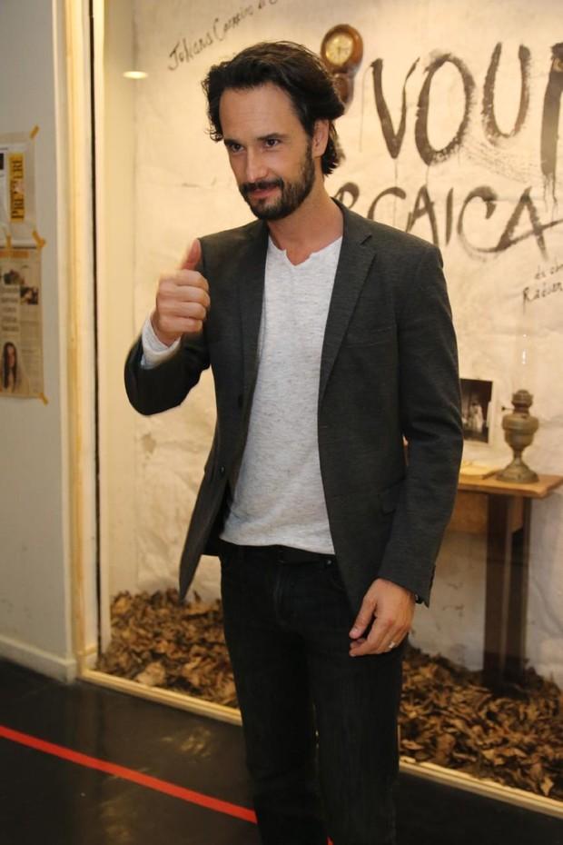 Rodrigo Santoro (Foto: Daniel Pinheiro/AgNews)