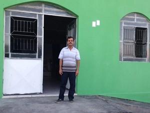 Jaildo Francisco de Oliveira era da Igreja Batista (Foto: Ronaldo Birunda/ Saloá Notícias)