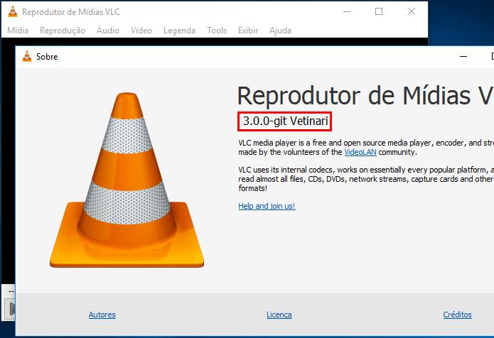 Enviar stream do VLC para o Chromecast só está disponível no VLC 3 (Foto: Reprodução/Edivaldo Brito)