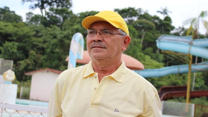 Aristides Bicho, conselheiro do Moto Clube-RO (Foto: Renato Pereira)