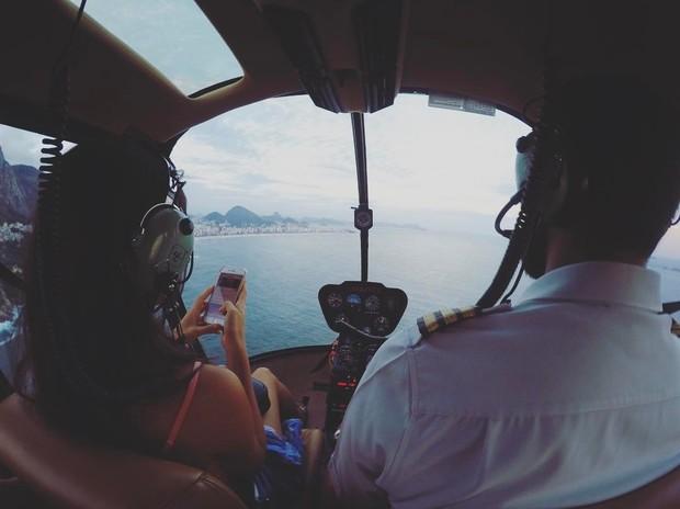Diego e Mayla (Foto: Reprodução/Instagram)