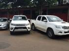 Polícia apresenta quadrilha suspeita de vender carros roubados em site