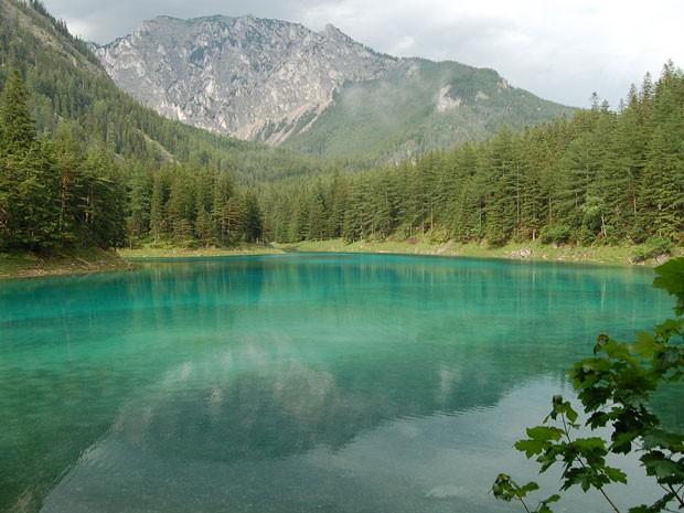 O Lago Verde no verão (Foto: Creative Commons/Herzi Pinki)