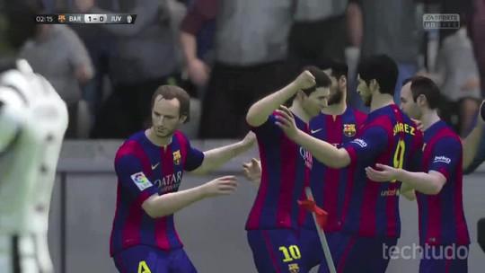Fifa 15 e PES 2015: veja as simulações da final da Liga dos Campeões