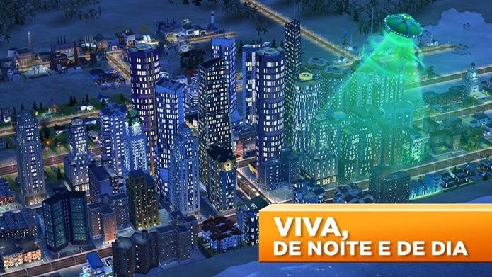 Novo SimCity mal chegou e é um sucesso instantâneo (Foto: Divulgação)