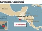 Número de mortos em terremoto na Guatemala sobe a 39