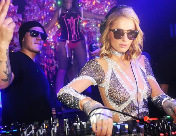 Paris Hilton (Foto: Angelo Santos)