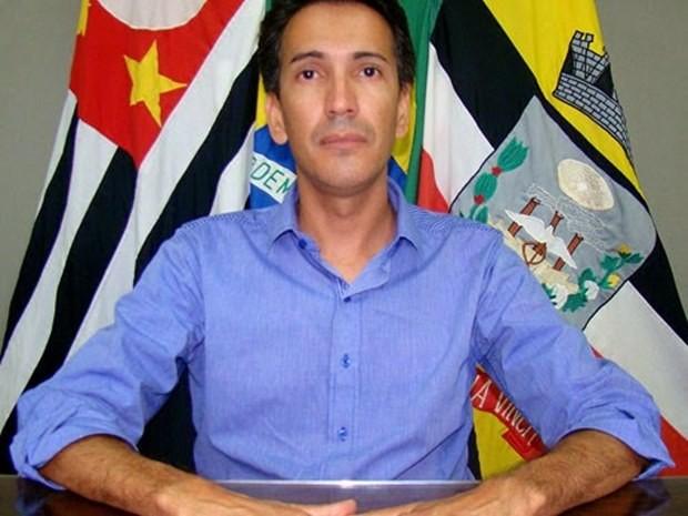 Secretário de Cultura de Birigui Giovani Aparecido Machado  (Foto: Arquivo Pessoal)
