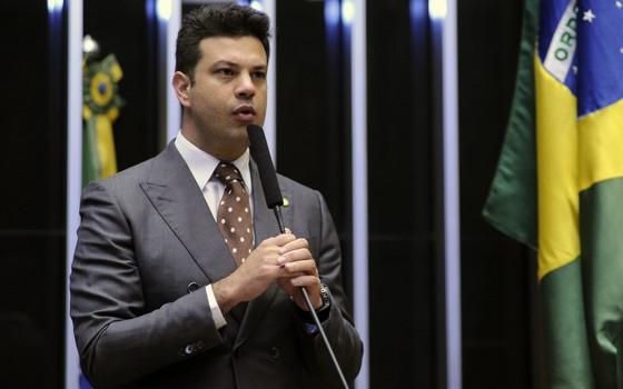 Líder do PMDB, dep. Leonardo Picciani (PMDB - RJ)  (Foto: Alex Ferreira / Câmara dos Deputados)