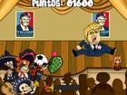 Mexicanos criam jogo que permite atirar objetos contra Donald Trump