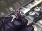 Blac Chyna ganha anel de R$1,2 milhão do noivo Rob Kardashian