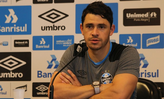 Giuliano Grêmio (Foto: Eduardo Deconto/GloboEsporte.com)