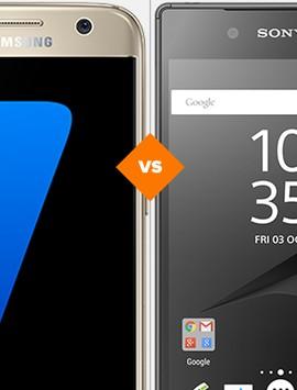 Galaxy S7 ou Xperia Z5: veja qual celular é melhor