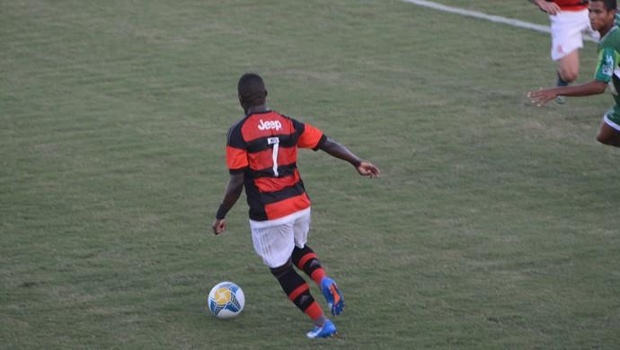 Cafu Flamengo Copa São Paulo de Futebol Júnior (Foto: Nicholas Modesto)