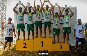 BLOG: Circuito Brasileiro de Futevôlei NFVB - Etapa Angra dos Reis
