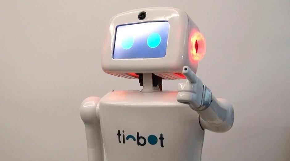 Tinbot (Foto: Reprodução / Youtube)