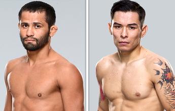 Recuperado de lesão, Jussier Formiga enfrenta Ray Borg no UFC Fortaleza