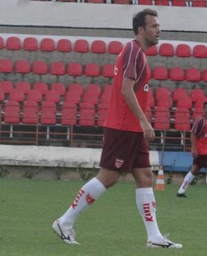 Gabriel, CRB (Foto: Denison Roma / GloboEsporte.com)