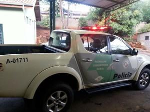 Polícia Ambiental aplicou multa no valor de R$ 3 mil (Foto: Divulgação)