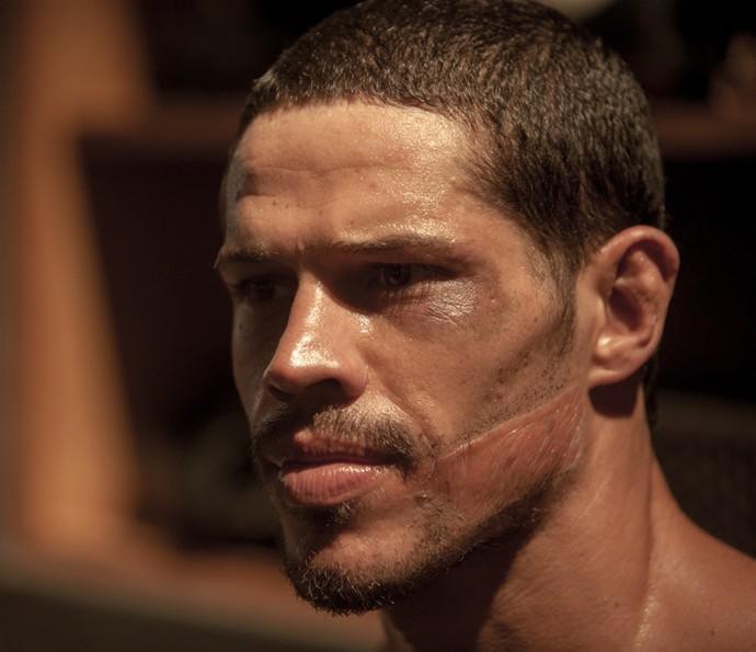 Minissérie é baseada na história de superação do lutador de MMA José Aldo (Foto: Globo Filmes/ Reprodução)