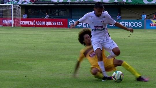 Fluminense se reapresenta após vaga na final, e Scarpa não treina em campo