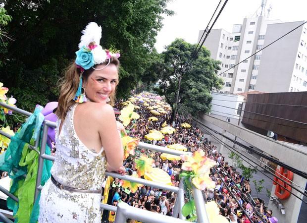Natállia Rodrigues (Foto: AgNews)