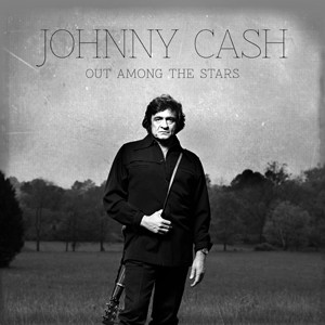 Capa do disco 'Out among the stars', inédito de Johnny Cash (Foto: AP Photo/Columbia/Legacy)