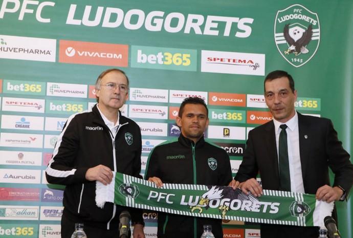 RN - João Paulo, atacante - Ludogorets - Bulgária (Foto: PFC Ludogorets/Divulgação)