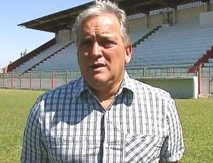 João Vallim, técnico do Velo Clube (Foto: Reprodução / EPTV)