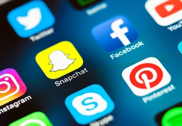 Redes sociais ; aplicativos para celular ;  (Foto: Reprodução/Facebook)