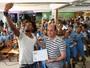Exemplo, Zé Roberto dá palestra para jovens da base do Palmeiras