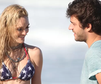 Megan (Isabelle Drummond) e Davi (Humberto Carrão) | TV Globo