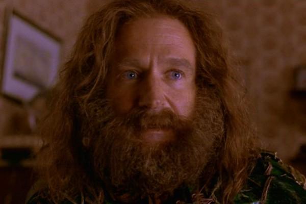 Robin Williams será homenageado com a presença indireta de seu personagem, Alan Parrish (Foto: Divulgação)