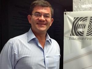 Jaime Mullerat, diretor da EF no Brasil (Foto: Ana Carolina Moreno/G1)
