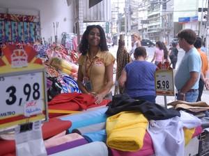 Há vagas para vendedor em Guarapari, na Grande Vitória (Foto: Divulgação)