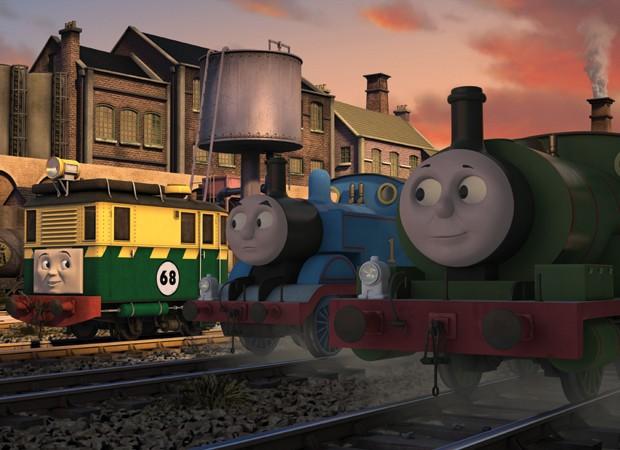 Thomas e Seus Amigos (Foto: Divulgação)