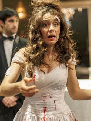 Erica Rivas em 'Relatos selvagens' (Foto: Divulgação)