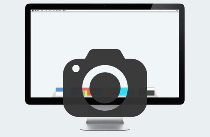 Veja como capturar a imagem da tela do seu computador (Foto: Reprodução/André Sugai)