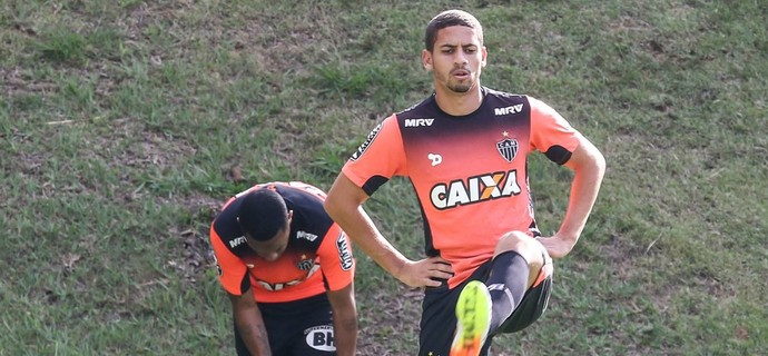 Gabriel, zagueiro do Atlético-MG (Foto: Bruno Cantini / Atlético-MG)
