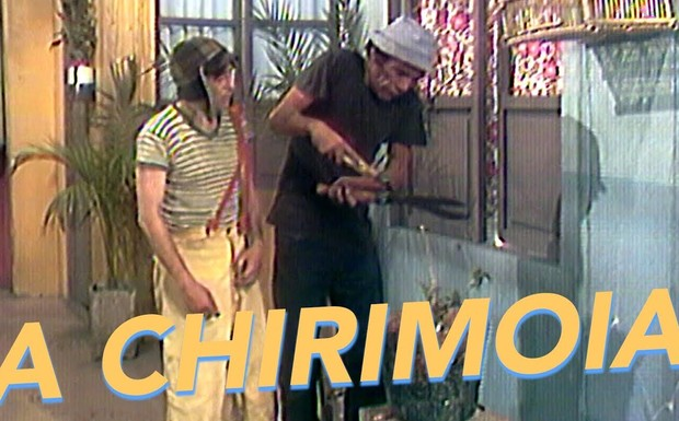 A Chirimoia - Chaves