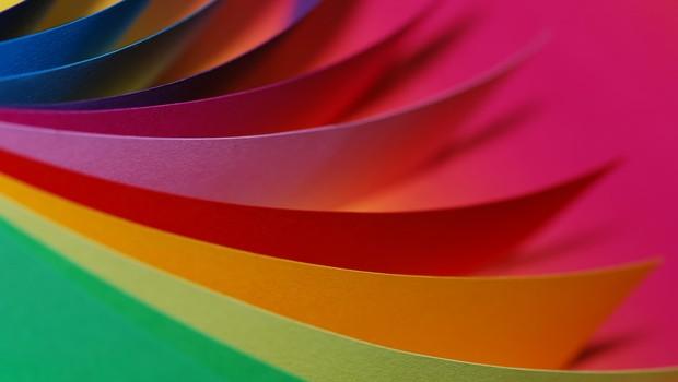 papel ; cor ; colorido ; impressão (Foto: Pexels)