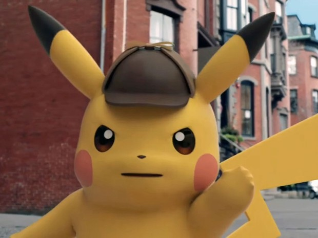 Filme de 'Pokémon' com atores começará produção em 2017